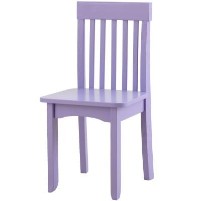 Chaise pour enfant avalon violette