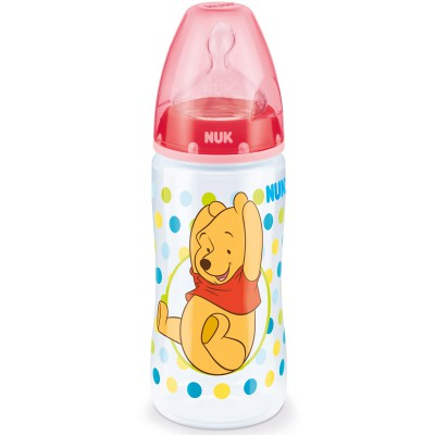 Biberon incassable winnie l'ourson (300 ml)
