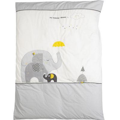 housse de couette sauthon comparer les prix achat vente sur parentmalins. Black Bedroom Furniture Sets. Home Design Ideas