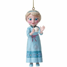 Figurine � suspendre Elsa - Disney Enchanting