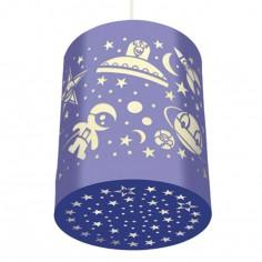 Suspension lampion Dans l'espace - Little big room by Djeco