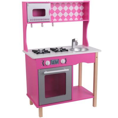 Cuisine rose sweet sorbet kidkraft cuisine enfant for Cuisine kidkraft rose