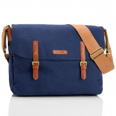 Sac � langer maman Ashley bleu - Storksak