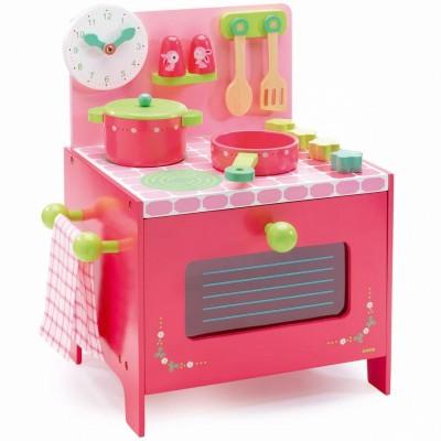 cuisine vintage rose kidkraft cuisine enfant berceau magique. Black Bedroom Furniture Sets. Home Design Ideas