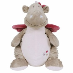 Peluche dragon Victoria (25 cm) - Noukie's