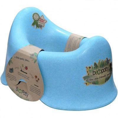 Pot bébé becopotty bleu