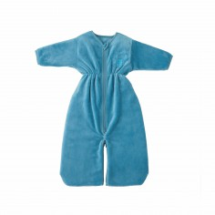 Gigoteuse de voyage chaude transformable Confordou bleue (67 cm)  - Doux Nid