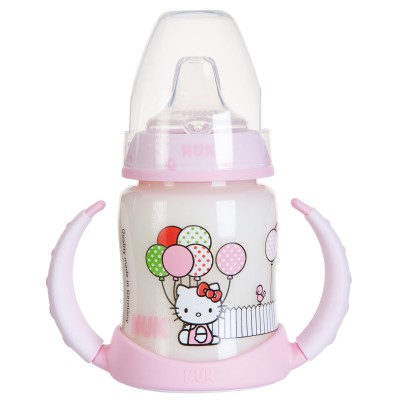 Biberon d'apprentissage hello kitty (150 ml)