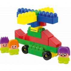 Blocs � construire Super (32 pi�ces) - Miniland