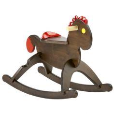 Cheval � bascule en bois  - Italtrike