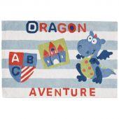 Tapis Dragon Aventure (120 x 80 cm) - Domiva