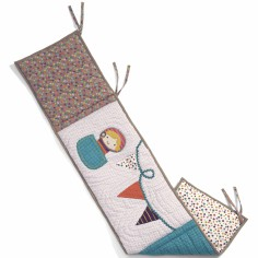 Tour de lit fille Timbuktales (pour lits 60 x 120 cm et 70 x 140 cm) - Mamas and Papas