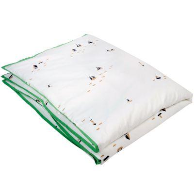 Housse de couette taie voiliers 100 x 135 cm mimi 39 lou for Housse de couette mimi la souris