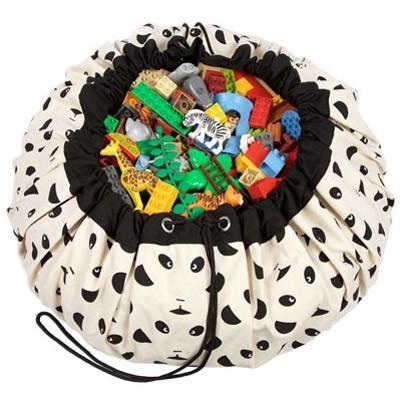 Sac à jouets 2 en 1 panda