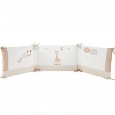 Tour de lit Sophie la Girafe (pour lits 60 x 120 et 70 x 140 cm) - Babycalin