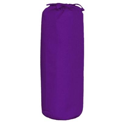 drap housse violet 90 x 200 cm taftan berceau magique. Black Bedroom Furniture Sets. Home Design Ideas