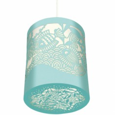 Suspension lampion Dans l'ocean - Little big room by Djeco