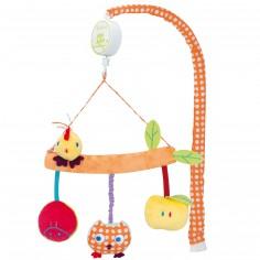 Mobile musical Tous au jardin Colors - Kaloo
