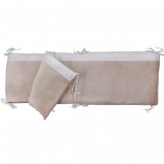 Tour de lit complet Etoiles (372 x 30 cm) - Trousselier