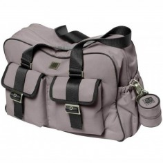 Sac � langer multipoches Globetrotter Taupe - Red Castle