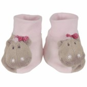 Chaussons funny Victoria (0-9 mois) - Noukie's
