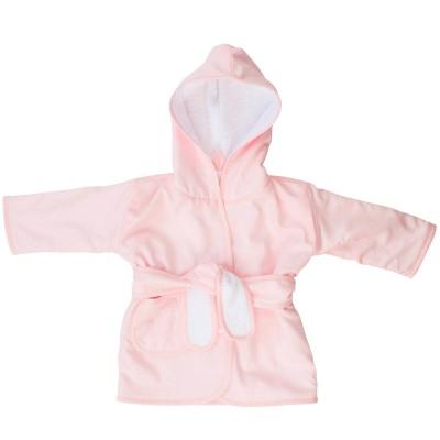 Peignoir pink bows (2-3 ans)
