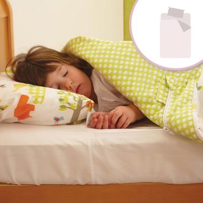 parure de lit la petite sir ne 3 pi ces housse drap taie catimini parure de lit enfant. Black Bedroom Furniture Sets. Home Design Ideas