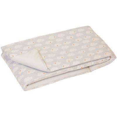 Tour de lit bébé Clouds pour lits 60 x 120 cm et 70 x 140 cm
