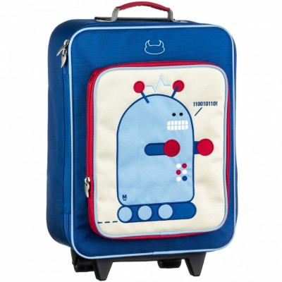 Valise trolley Pixel robot - Beatrix