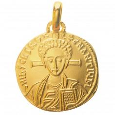 M�daille Christ Byzantin (or jaune 750�) - Monnaie de Paris