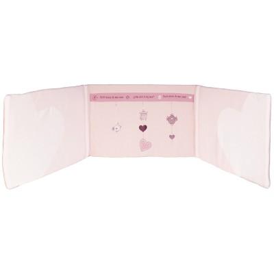 Tour de lit lolita (pour lits 60 x 120 cm et 70 x 140 cm)