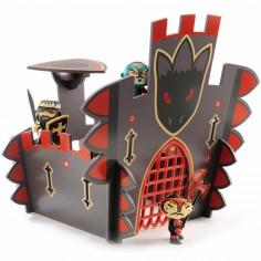 Ch�teau de chevalier Ze dragon castle - Djeco