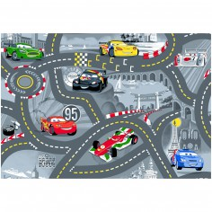 Tapis circulation Cars (95 x 133 cm) - Room Studio