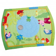 Tapis d'�veil For�t enchant�e (env.105cm x 120cm) - Haba