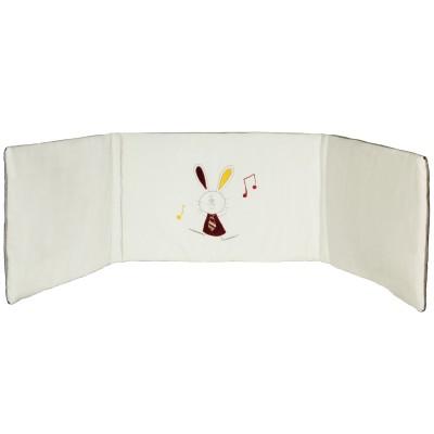 Tour de lit paco (pour lits 60 x 120 cm et 70 x 140 cm)