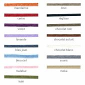 Cordons supplémentaires pour bracelets Mikado (15 coloris) - Mikado