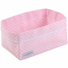Panier de rangement Sweet pink (grand mod�le) - Little Dutch