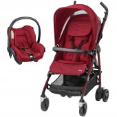 Pack Duo Dana Robin Red Collection 2016 - B�b� Confort