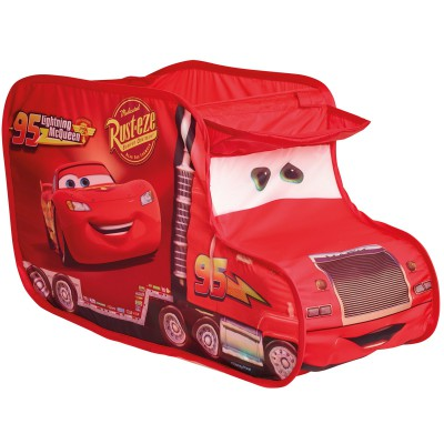 Sac à jouets cars