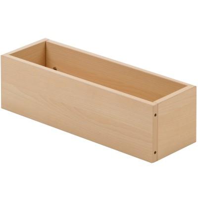 bac de rangement en bois wilma naturel geuther. Black Bedroom Furniture Sets. Home Design Ideas