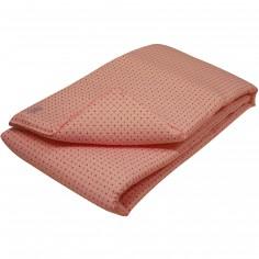 Tour de lit Pretty Pastels rose pastel (pour lits 60 x 120 et 70 x 140 cm)  - Moepa