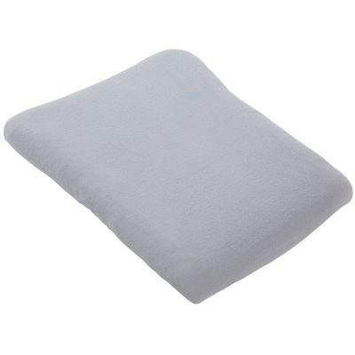 Housse de matelas langer gris perle 50 x 75 cm for Housse matelas a langer gris