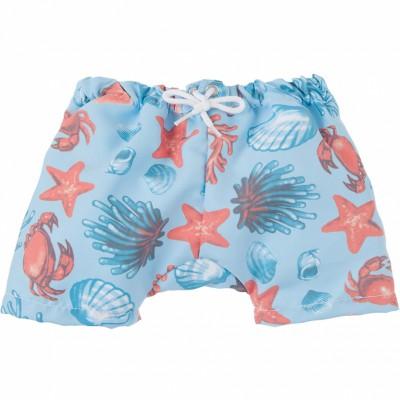 maillot de bain boxer double protection crabe 9 12 mois. Black Bedroom Furniture Sets. Home Design Ideas