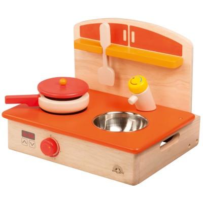 cuisine vintage rouge kidkraft cuisine enfant berceau magique. Black Bedroom Furniture Sets. Home Design Ideas