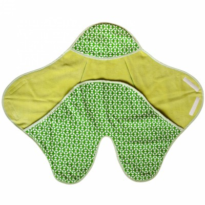 Couverture nomade geo green (0-6 mois)