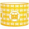 Suspension Little van jaune (diamètre 35 cm) - Taftan