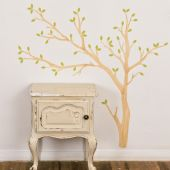Sticker arbre Build a tree light grand mod�le - Love Ma�