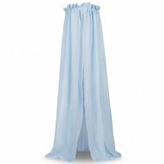 Ciel de lit prince bleu nougatine berceau magique - Ciel de lit bleu ...