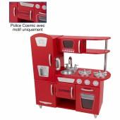 Cuisine vintage rouge personnalisable - KidKraft