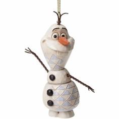 Figurine � suspendre Olaf - Disney Enchanting